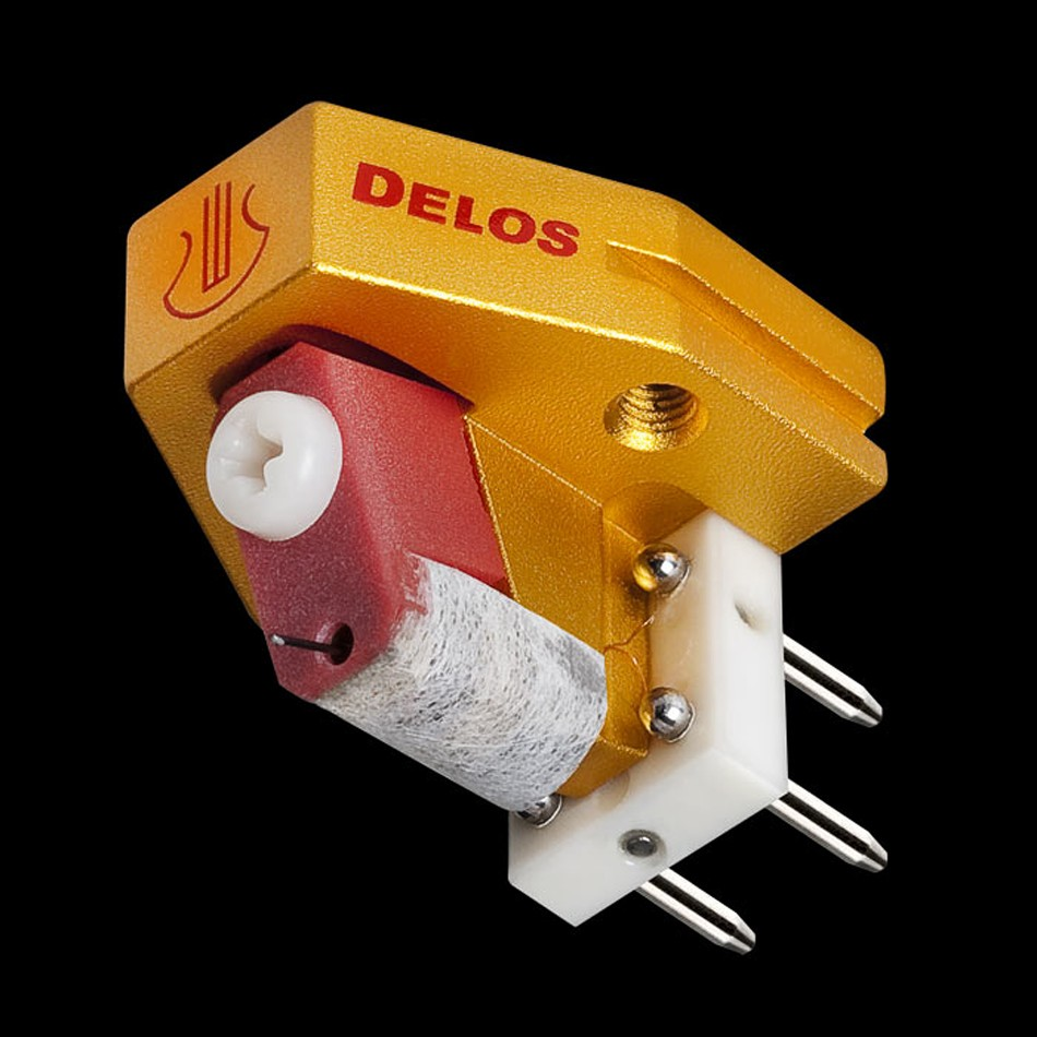 Lyra Analog DELOS-v2 Cartridge